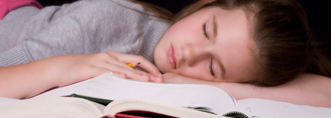school kids need sleep too